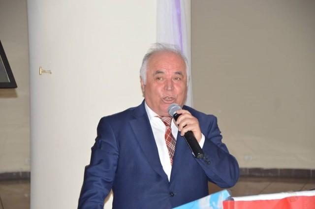 Mustafa Ataş , CHP Kâğıthane ilçe örgütü ile buluştu