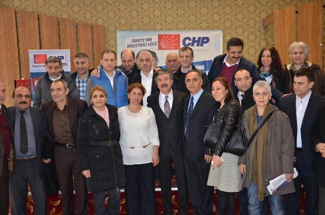 CHP Esenler ilçe örgütü, Dr. Cengiz Alp dedi