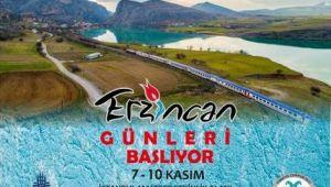 2. Erzincan Günleri 7-10 Kasım'da Maltepe'de