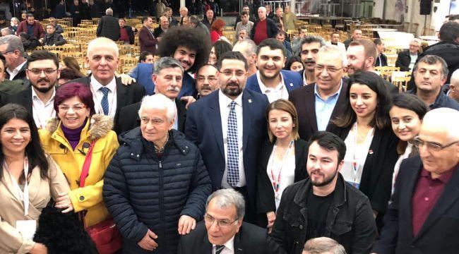 CHP'nin Avcılar İlçe Başkanı Yeniden Erdal Nas Seçildi