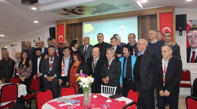 EKEV Kültür Elçilerini Ağırladı