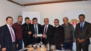 ERGAB Üyeleri, İstişare ve Dayanışma Toplantısını Buluştu