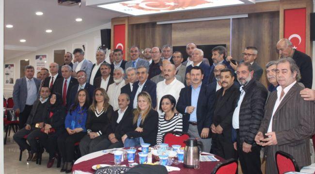 Erzincan Tanıtım Günleri Değerlendirme Toplantısı Yapıldı