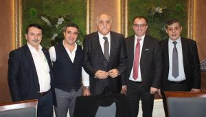 AYEDER, ERGAB'ın Gazeteciler Gününü Kutladı