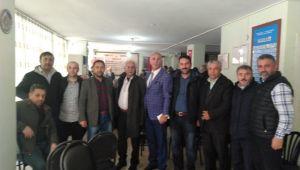 Ekecik Köyü Derneği Başkanlığına Yaşar Çukur Seçildi