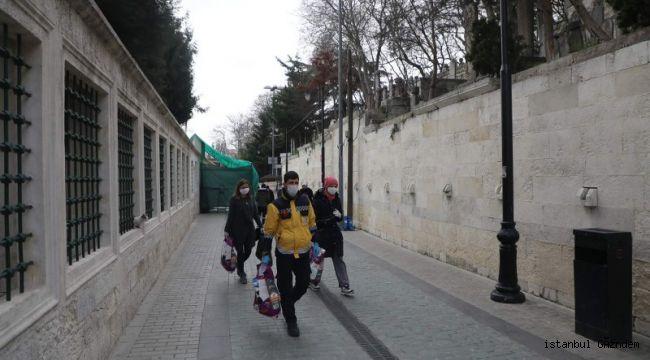 Eyüpsultan, Sokakta Yaşayan Minik Dostları Unutmuyor!