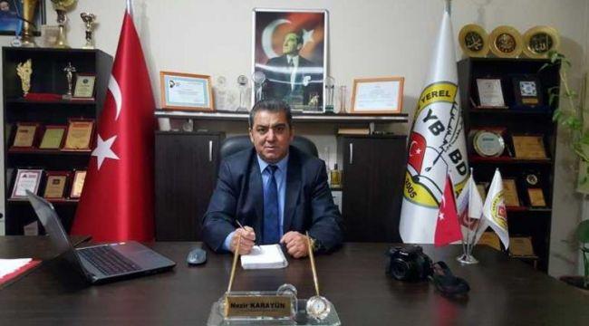 TYBB Başkanı Karayün: 'Çağımızın Veba'sı Koranavirüs'