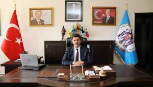 Başkan Aksun: ''Evlatlarımızın 23 Nisan Bayramını Kutluyorum''