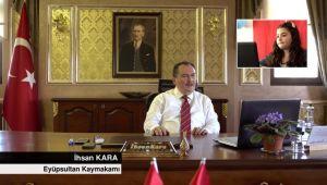 """Eyüpsultan'da 23 Nisan'da """"Online"""" Makam Devir Teslimi"""