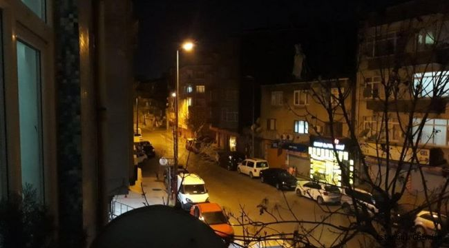 GOP Mahalle Halkı Trafo'dan Rahatsız!..