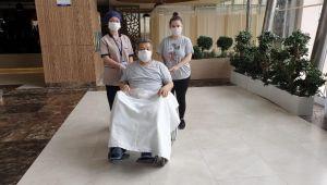 Koronavirüs teşhisiyle hastaneye yatırıldı 4 damarına stent takıldı!