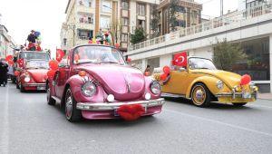 Sultangazi'de 23 Nisan Heyecanı