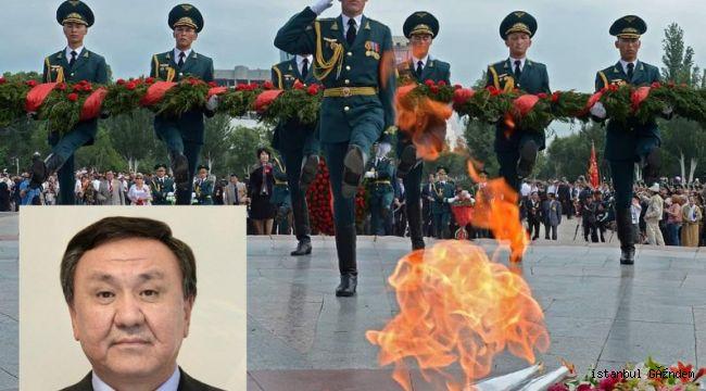 """Kırgızistan """"Zafer Günü""""nü kutladı"""