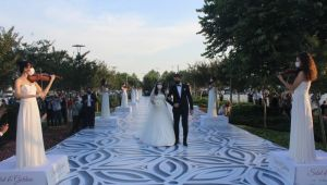 Kartal Belediye Başkanı Gökhan Yüksel evlendi...