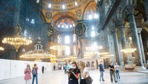 Ayasofya Camii 24 Temmuz'da açılıyor!