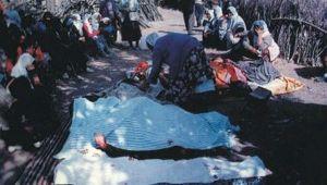 Başbağlar Katliamı'nda ölenler, katliamın 27. yılında törenle anıldı