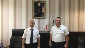 Çankırı İl Müdürü Osman Çakır, Daire Başkanı Oldu...
