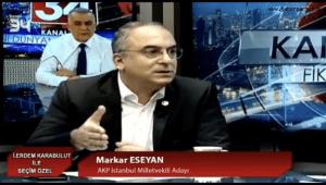 Ermeni Vatandaşımız Olan Markar Eseyan'ı Kaybettik!