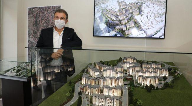 İslambey'de Kentsel Dönüşüm Ofisi Açıldı