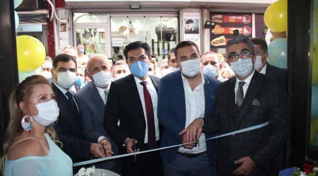 İYİ Parti Bayrampaşa yeni İlçe Binası Törenle Açıldı