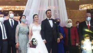 ORHAN BİRDAL, OĞLU EMRE OSMAN'I EVLENDİRDİ