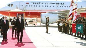 Erdoğan'dan KKTC'de flaş açıklama: ''Artık tahammülümüz yok!''