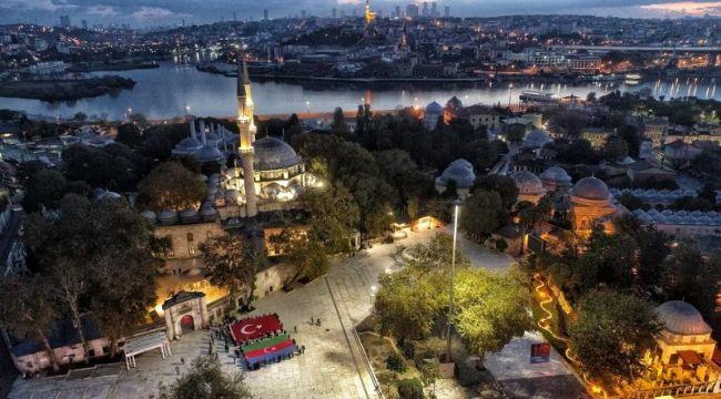 Eyüpsultan, Azerbaycan İçin Tek Yürek Oldu!..