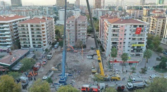 İzmir depreminde son durum! Ölenlerin sayısı artıyor...