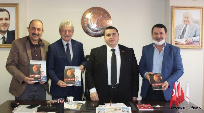Yeniden Refah Partisi GOP İlçe Başkanı Karataş'dan 2. Yıl Mesajı