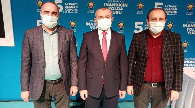 AK Parti Ataşehir İlçe Kongresi Yapıldı