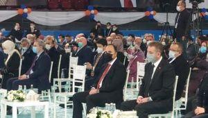AK Parti GOP 7. Olağan İlçe Kongresi'nde, Fatih Aydemir Başkan Seçildi