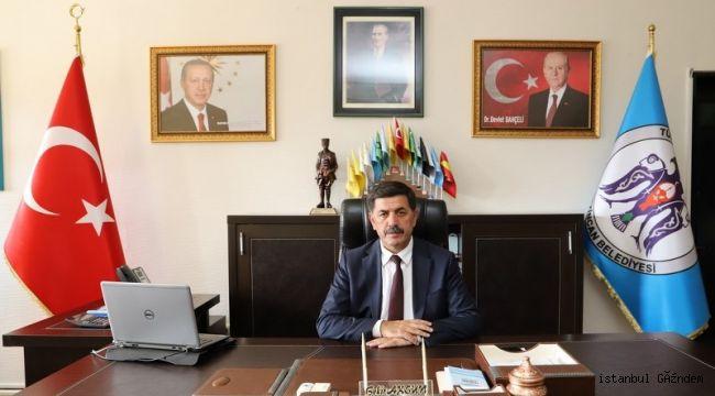 Başkan Aksun, ''10 Ocak Çalışan Gazeteciler Günü''nü Kutladı