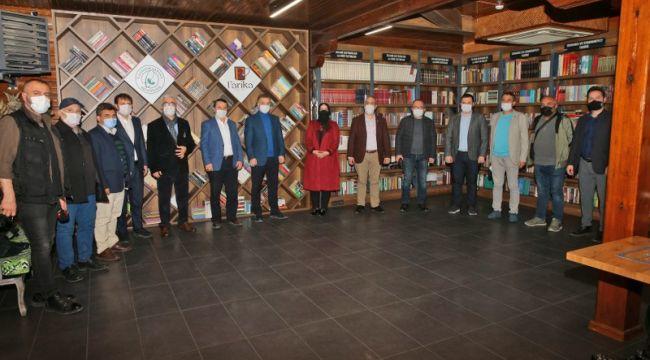 Başkan Usta, 10 Ocak Çalışan Gazeteciler Günü'nü Kutladı