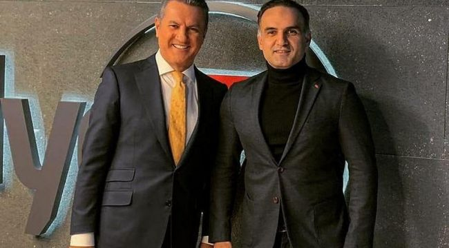 Sarıgül, Radyo 7'de Umut Öztürk'ü ziyaret etti
