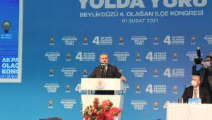 AK Parti Beylikdüzü İlçe Başkanı Mustafa Günaydın Oldu