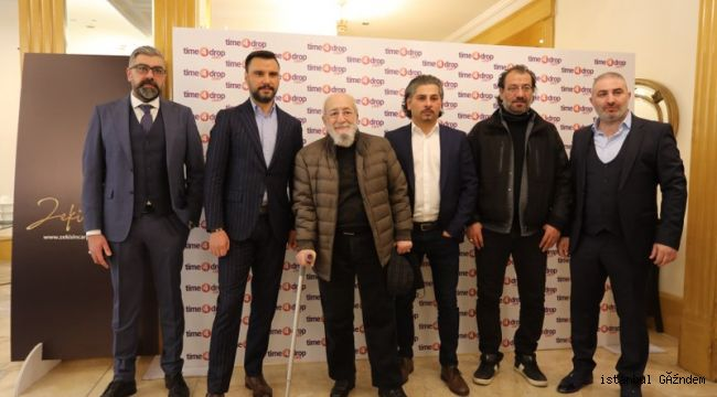 time4drop.com'un Reklam Yüzü Alişan Oldu!..