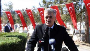 1992 Erzincan Depremi Şehitleri Dualarla Anıldı...