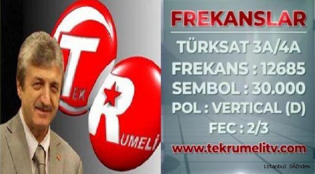 BAYRAMPAŞA'DA RAMAZAN BEREKETİ, TEK RUMELİ TV EKRANLARINDA!