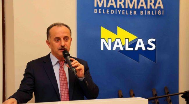 Çağırıcı, yeniden NALAS 2. Başkan Yardımcısı Oldu