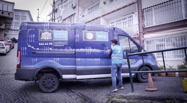 """Rıza Akpolat: """"Beşiktaş'ta ihtiyacı olan her eve sıcak yemek girecek''"""