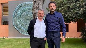 Beşiktaş'ın Şampiyonluğunu Başkan Akpolat İzmir'de Kutladı.
