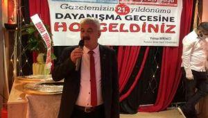 Efsane Muhtar, 3 Mayıs Dünya Basın Günü'nü Kutladı