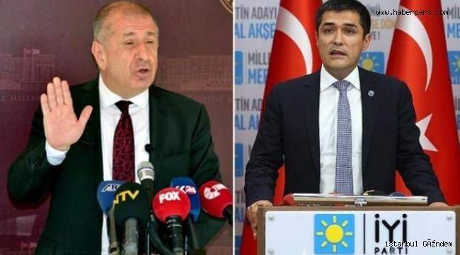 İYİ P. LİDERİ AKŞENER'E KÖTÜ HABER GELDİ!..