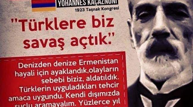 'Sözde Soykırım' Yalanı ve Yapılması Gerekenler!..