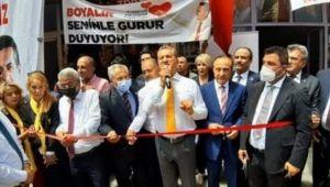 Sarıgül, İliç İlçe Başkanlığı Binası Açılışına Katıldı