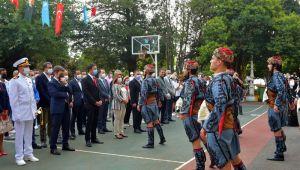 30 AĞUSTOS ZAFER BAYRAMI COŞKUYLA KUTLANDI...