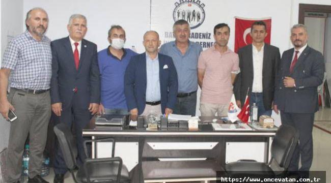 Batı Karadeniz İş İnsanları Derneği, ilk Kongresini Yaptı