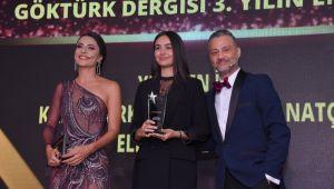 Göktürk Dergisi 3. Yıl Enleri Ödül Töreni Gerçekleşti!..
