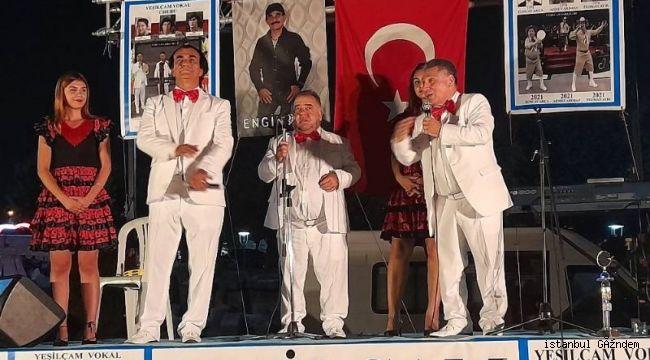 PANDEMİ MORAL GECESİ ADAPARK'DA GERÇEKLEŞTİ...