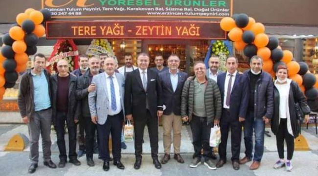 Alemdaroğlu Yöresel Ürünler İstanbul Maltepe'de Açılışı Yapıldı...